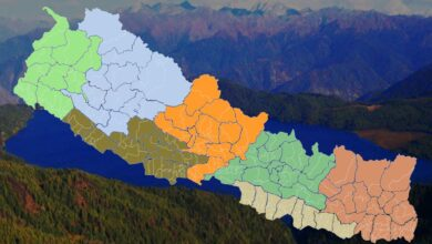 Photo of Address of Nepal Government Agencies