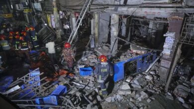 Photo of At least 7 dead in Bangladesh blast; cause unknown (Police)