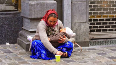 Photo of Why Is The Child In Hands Of The Beggar Always Sleeping?